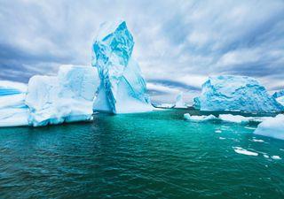 ¡El hielo marino del Ártico no se está congelando como debería!