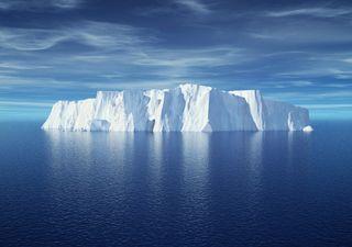 O maior iceberg atual do mundo está se fragmentando