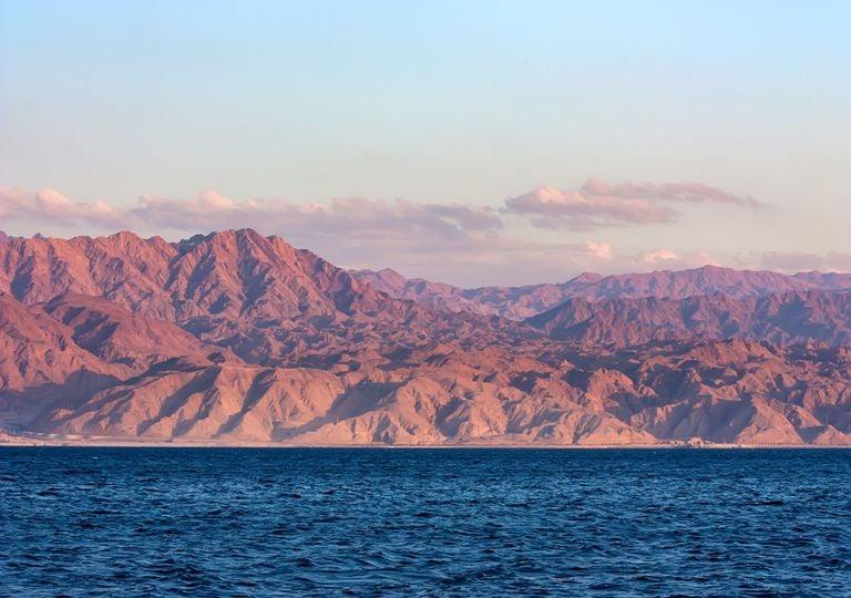 Mar Vermelho; idade; expansão.