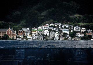 O nível do mar pode subir mais de um metro até 2100