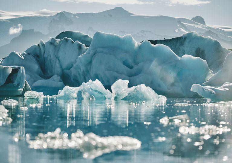 glaciares; degelo