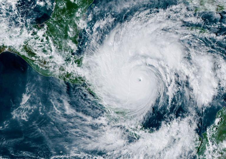 temporada furacões Atlântico Norte