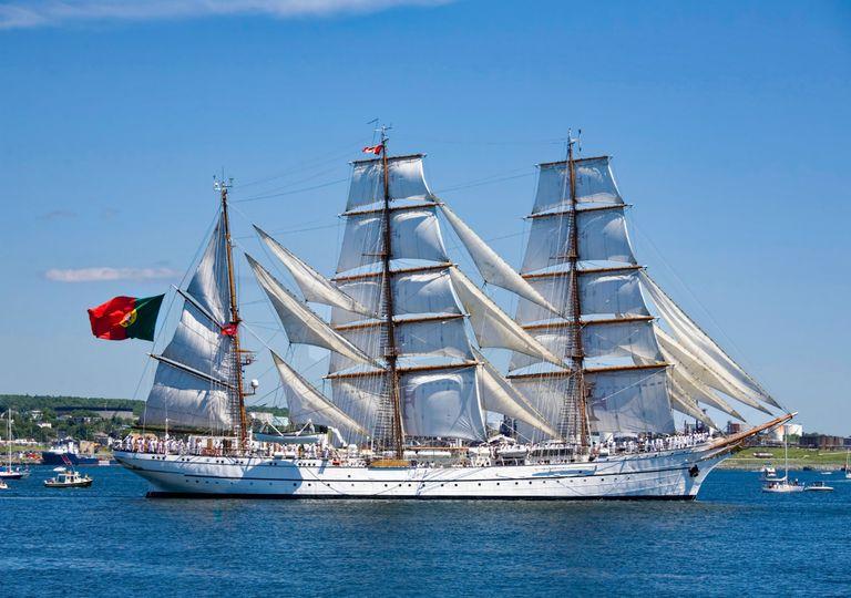NRP Sagres da Marinha Portuguesa