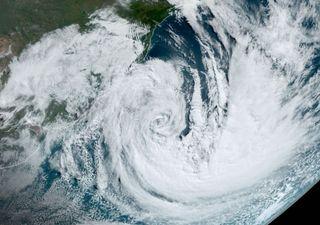 O que é um ciclone bomba?