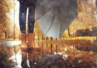 El anticiclón puede dar paso a los ábregos... ¡y a la deseada lluvia!
