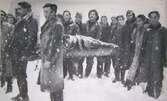 Olas De Frío Y Temporales De Nieve En Cantabria En Los últimos Cien Años