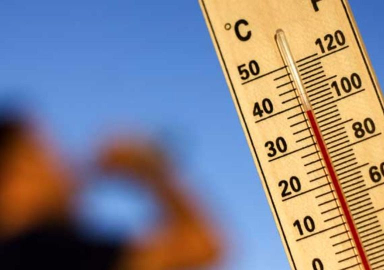 A fase neutra do ENSO no pacífico não será o suficiente para frear as altas temperaturas neste trimestre.
