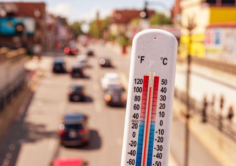 A semana será quente em vários países europeus.