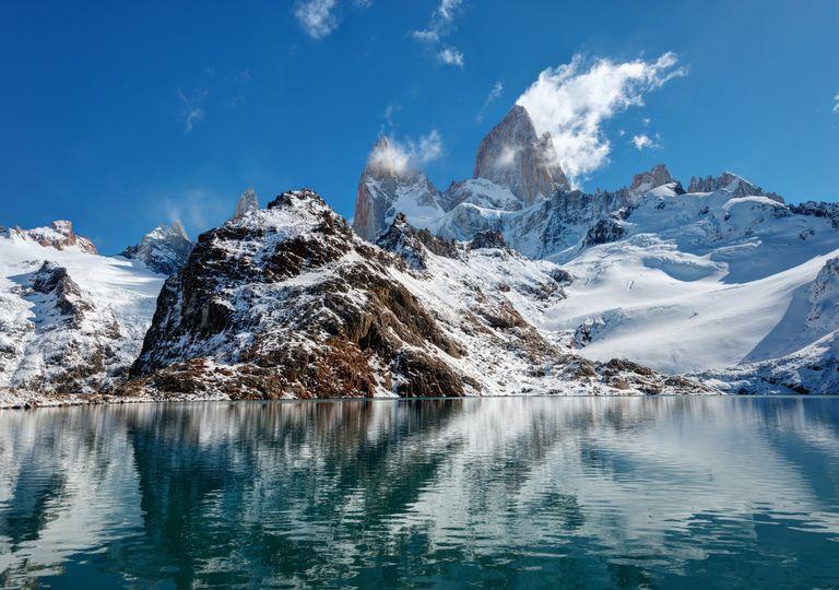 Glaciares de montanha