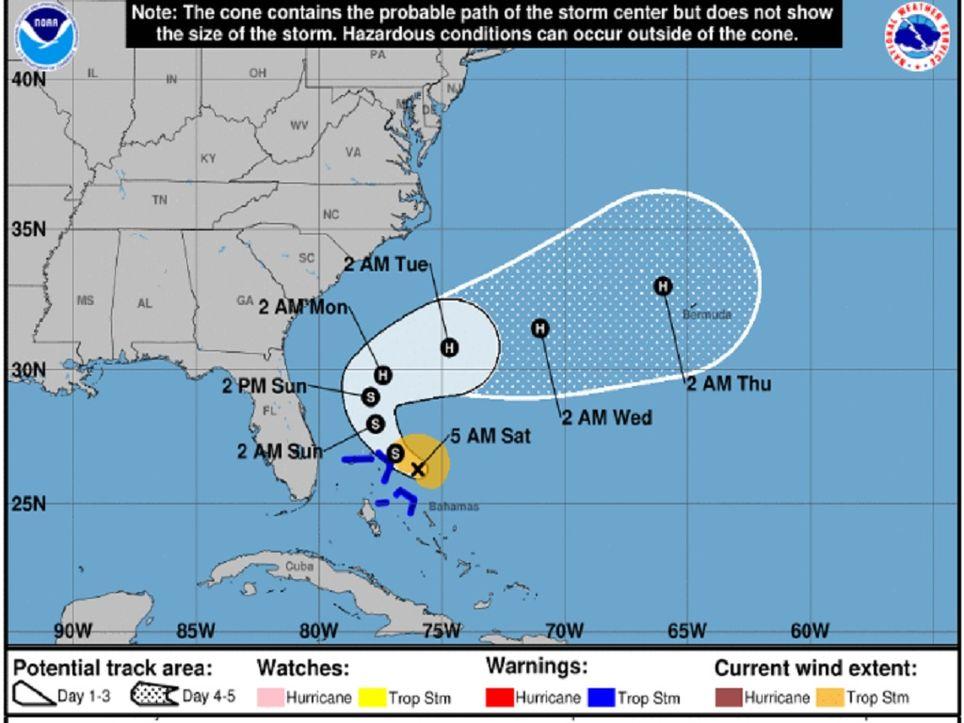 Tormenta tropical Humberto
