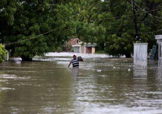 Le dangereux ouragan Laura se dirige tout droit vers les États-Unis !