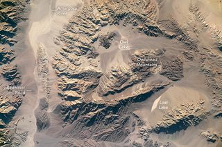 Paisajes del Valle de la Muerte: el lugar más caluroso de la Tierra