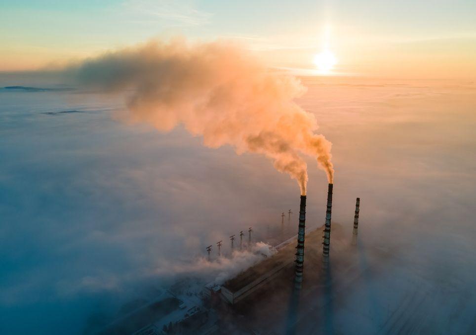 Pandemia não trava as emissões de CO2
