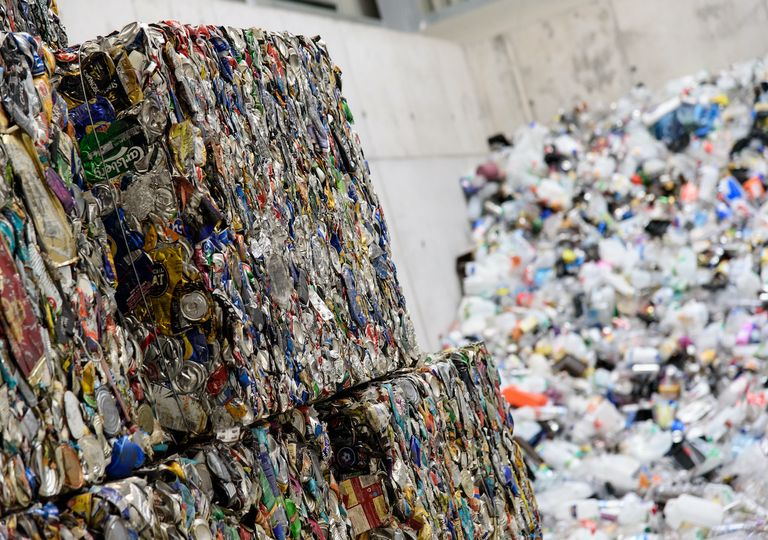 Not all recyclable waste is re-used as 11% is sent to incineration plants, an investigation reveals.