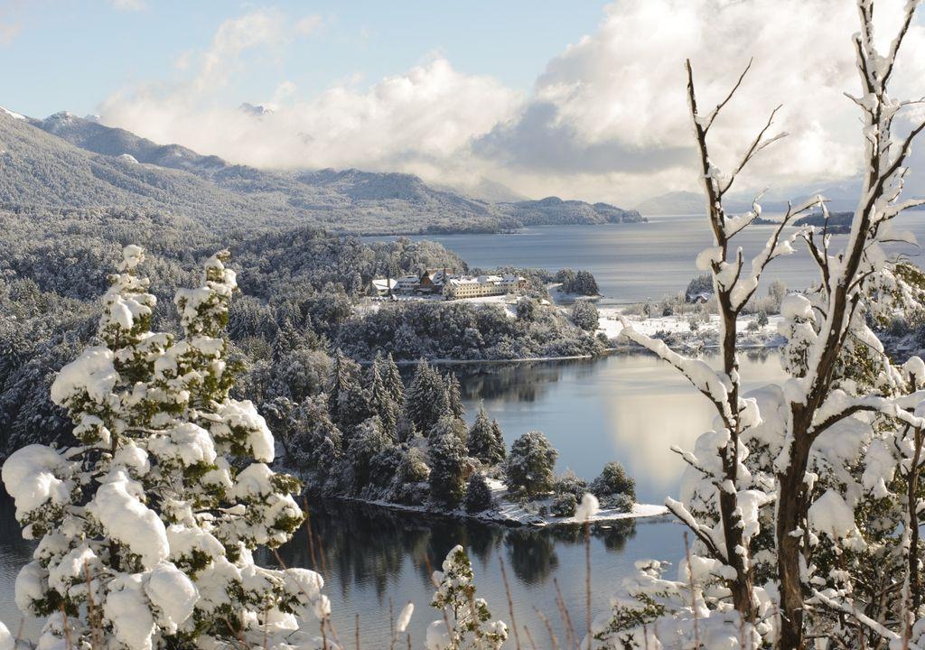 Patagonia alerta lluvias nevadas ráfagas