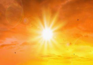 Periodo caluroso típico de febrero en México