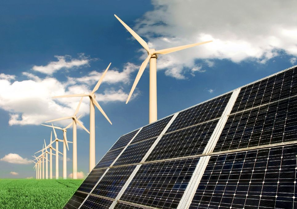 Una ventaja que tienen los países en desarrollo es que su economía se vería beneficiada al tener energías verdes.