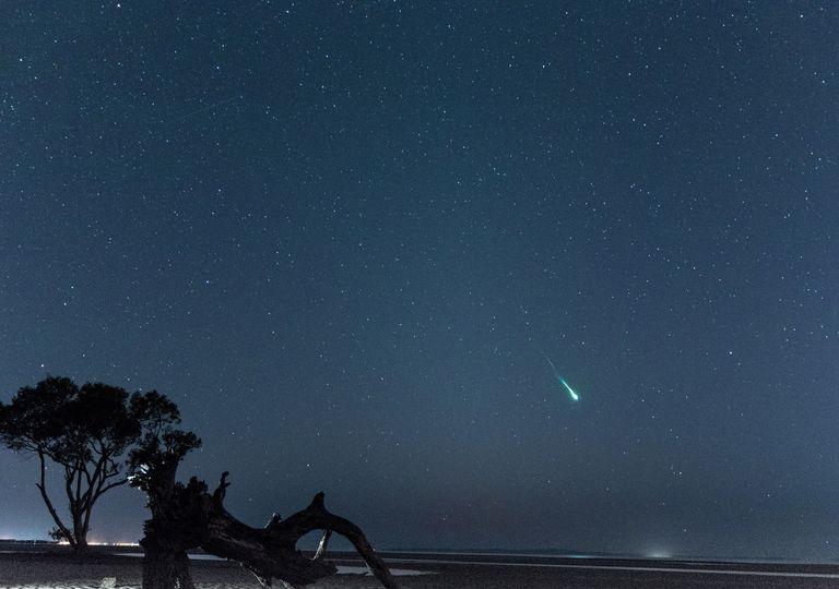 chuva de meteoros Eta Aquáridas
