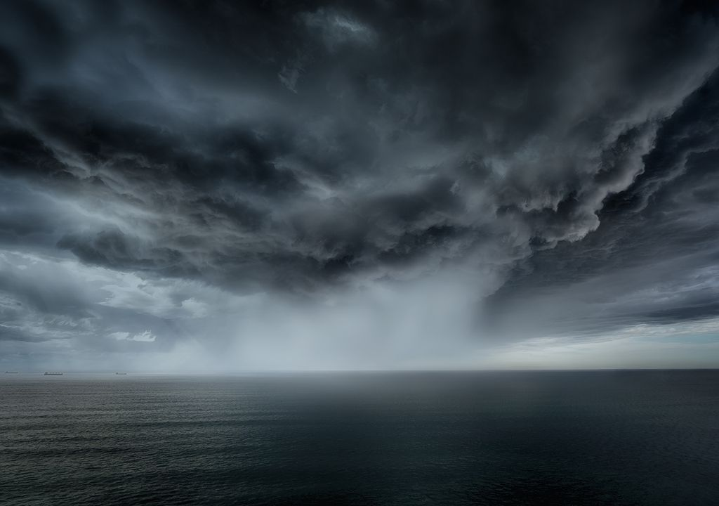 Tormenta Mediterráneo