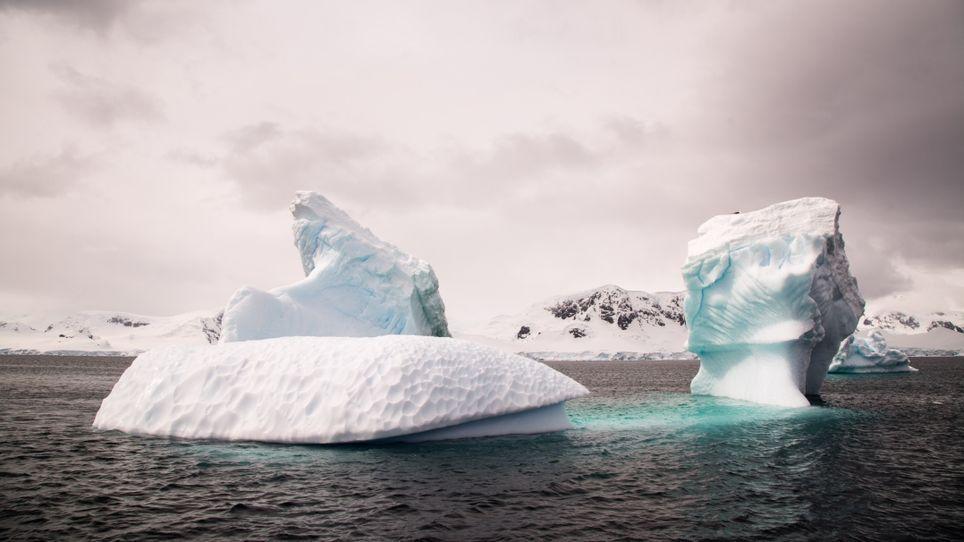 derretimiento hielo antartida cambio climático
