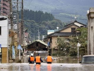 Pluies diluviennes au Japon : au moins 52 morts, d'importants dégâts