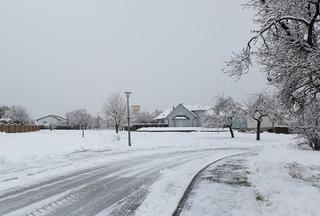 Plus de 20 cm de neige au nord-est, des cumuls inédits depuis 10 ans !