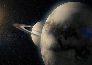 Encuentran ingredientes que permitirían la presencia de vida en Titán