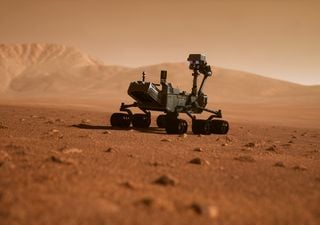 Could humans also pollute Mars?