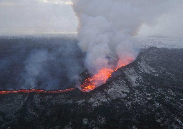 éruption Holuhraun