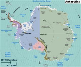 Polo Sur: se calienta tres veces más rápido que el resto de la Tierra