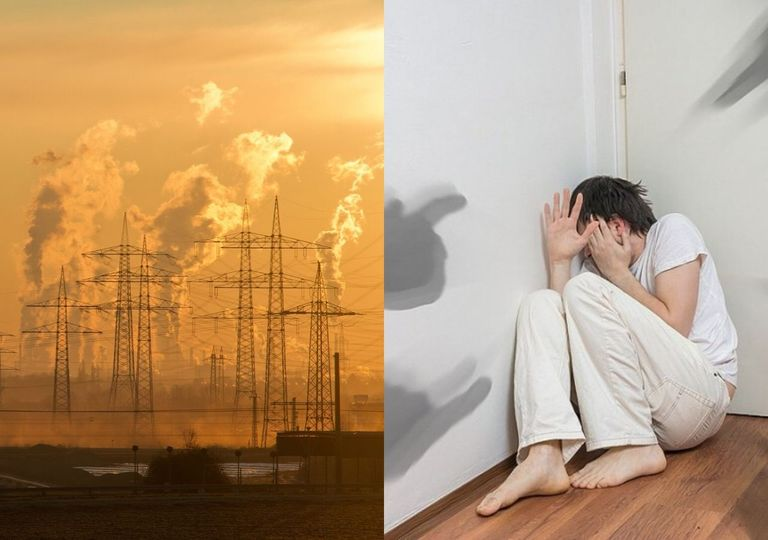 Poluição do ar e a Esquizofrenia