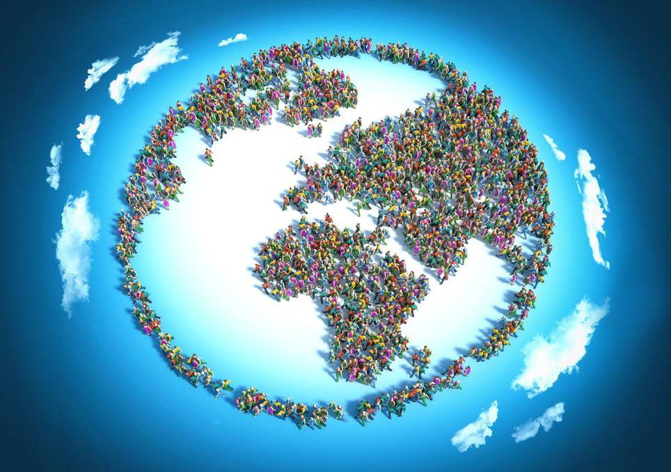 População Terra