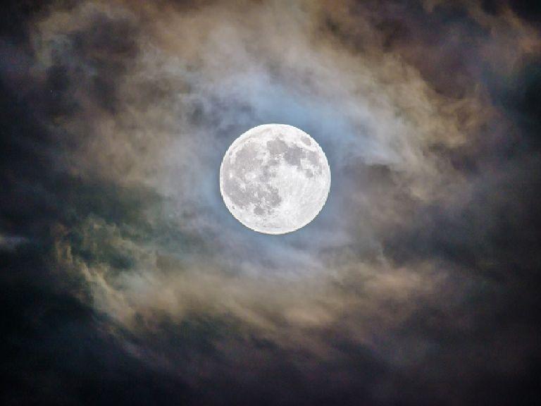 Luna llena de Pascua