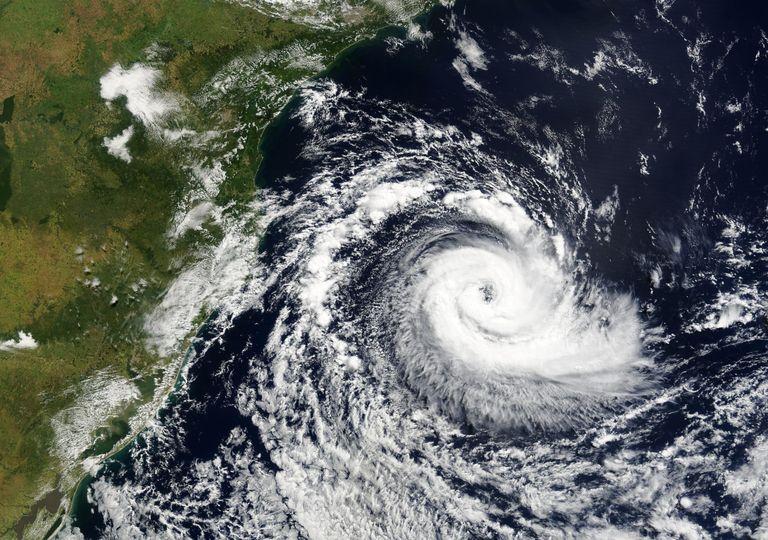 Por que furacões não se formam no Brasil?