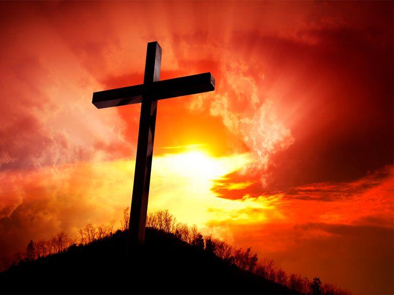 Cruz de Semana Santa