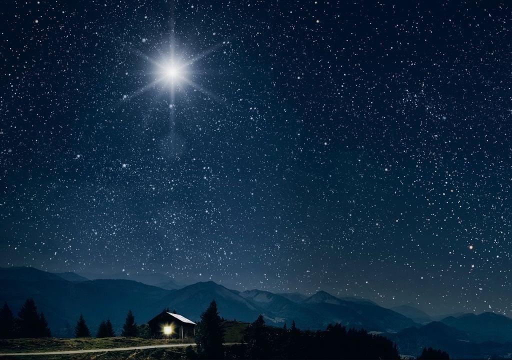 Estrella en el cielo