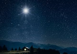 Conjunción de Júpiter y Saturno, ¿es realmente la estrella de Belén?