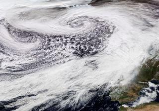 Por que o Atlântico Norte está produzindo tempestades tão intensas?