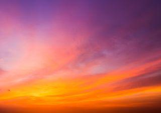 Por que o pôr do sol está tão bonito nesses dias?