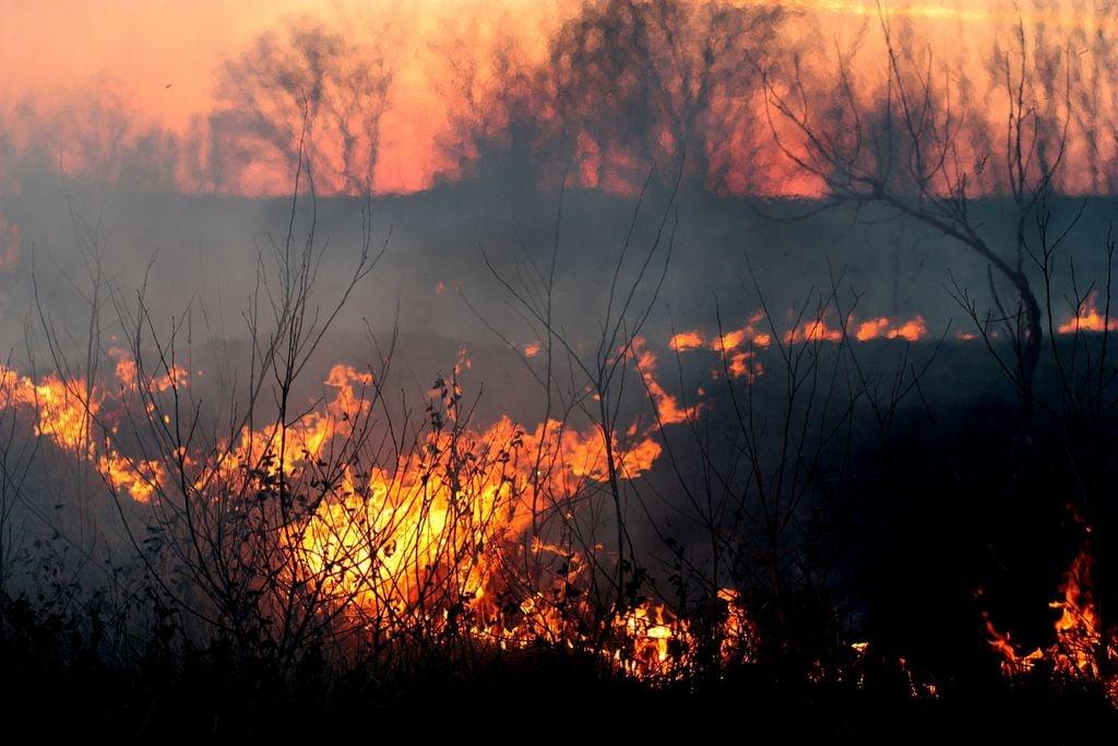 La Californie lutte à nouveau contre des incendies monstres depuis plusieurs jours.
