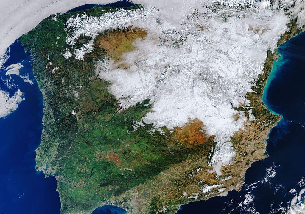 Nieve Filomena