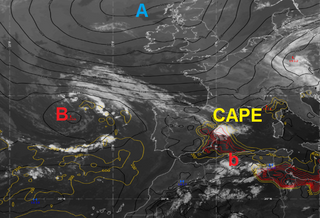 Precipitaciones y tormentas para final del verano e inicios del otoño