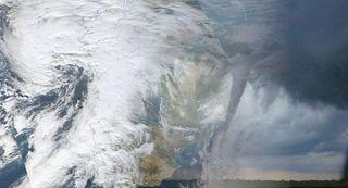 Predecir tornados en los frentes fríos