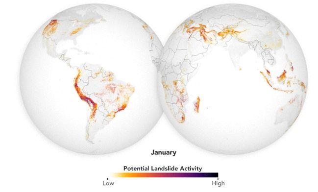 Predicción De Deslizamientos De Tierra En Tiempo Real