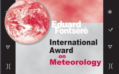 Premi Internacional De Meteorologia Eduard Fontserè 2013