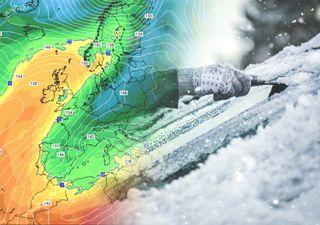 Previsión de frío, nevadas y tormentas para el puente de San José