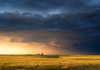 Riesgo de tormentas muy fuertes esta tarde: todo lo que debes saber