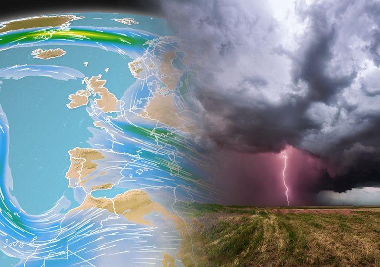 tormentas abril