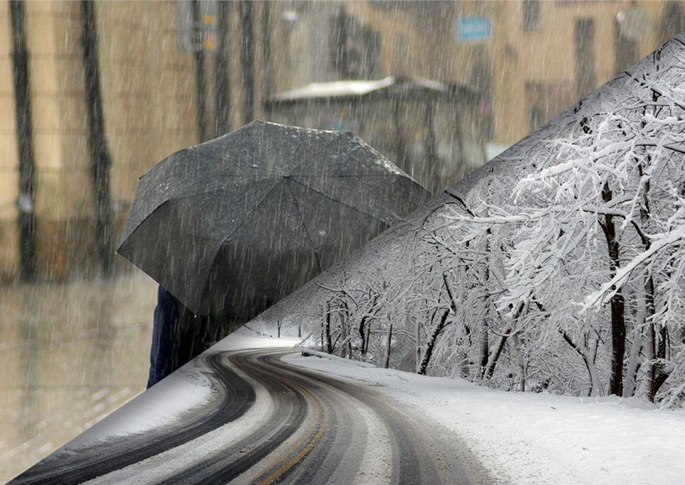 Meteo: giovedì tregua, dalla notte dovrebbe riprendere la neve. Con più convinzione