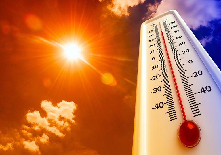 Primera ola de calor de 2020 en México